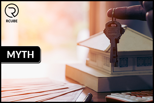 Top 3 Myths about Buying a Property in Delhi NCR