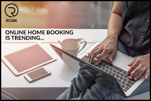 Reasons why Online Home Booking is Trending in Indian Realty Market