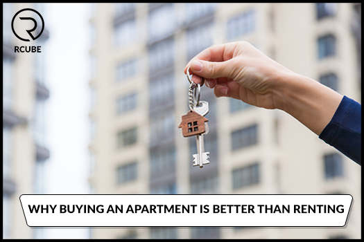 Why Buying an Apartment is Better than Renting